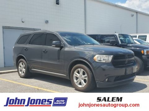 Pre-Owned 2011 Dodge Durango Crew AWD 4D Sport Utility
