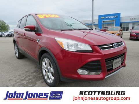 Pre-Owned 2013 Ford Escape SEL AWD 4D Sport Utility