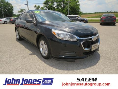 Pre-Owned 2015 Chevrolet Malibu LS FWD 4D Sedan