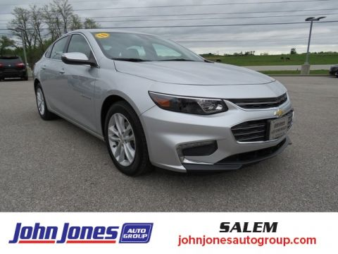 Pre-Owned 2016 Chevrolet Malibu LT FWD 4D Sedan