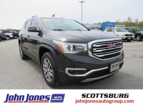 Pre-Owned 2017 GMC Acadia SLE-2 FWD 4D Sport Utility