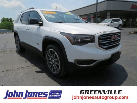 Pre-Owned 2017 GMC Acadia SLT-1 AWD 4D Sport Utility