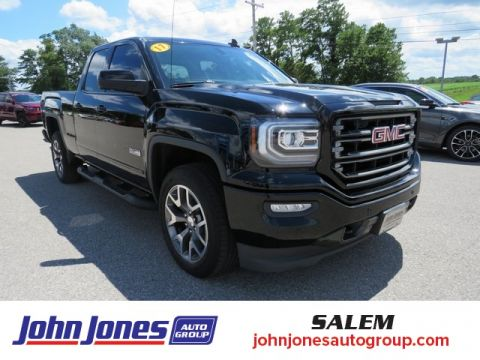 Pre-Owned 2017 GMC Sierra 1500 SLT 4WD Extended Cab