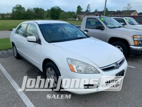 Pre-Owned 2007 Honda Accord LX FWD 4D Sedan
