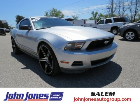Pre-Owned 2012 Ford Mustang V6 RWD 2D Coupe