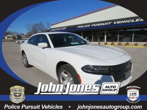 New 2020 Dodge Charger Police RWD 4D Sedan