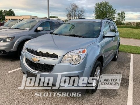 Pre-Owned 2014 Chevrolet Equinox LT FWD 4D Sport Utility