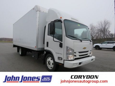 2020 Chevrolet 5500HD LCF Diesel Base
