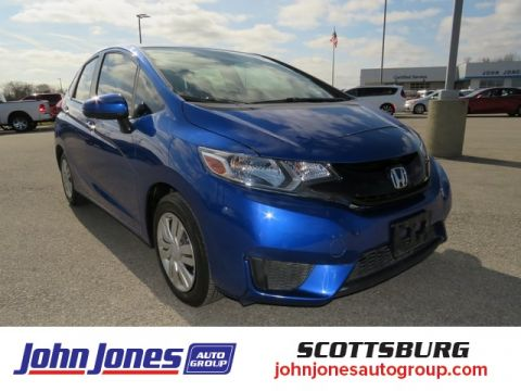 Pre-Owned 2016 Honda Fit LX FWD 4D Hatchback