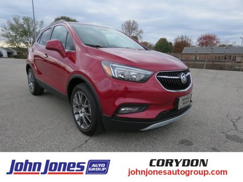 New 2020 Buick Encore Sport Touring FWD 4D Sport Utility