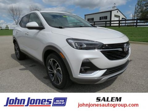 New 2020 Buick Encore GX Essence FWD 4D Sport Utility