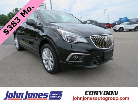 Pre-Owned 2017 Buick Envision Premium II AWD 4D Sport Utility
