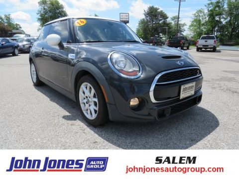 Pre-Owned 2016 MINI Cooper S Base FWD 2D Hatchback